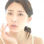肌悩み_女性
