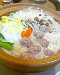 豆乳鍋_クックパッド